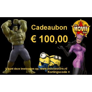 Gift Certificate € 100.00