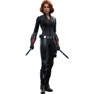 Avengers Age of Ultron Movie Masterpiece Action Figure 1/6 Black Widow