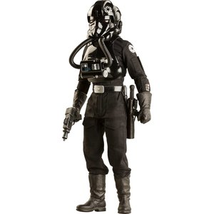 Star Wars Action Figure 1/6 Imperial TIE Fighter Pilot
