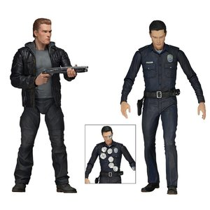 Terminator Genisys Action Figures 18 cm Series 1 (Set of 2)