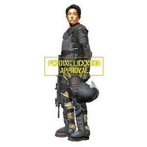 The Walking Dead Statue 1/4 Glenn in Riot Gear