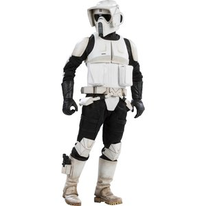 Star Wars Action Figure 1/6 Scout Trooper