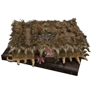 Harry Potter Replica 1/1 Monster Book of Monsters