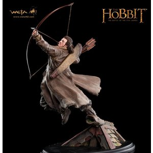 The Hobbit The Battle of the Five Armies Statue 1/6 Bard The Bowman