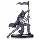 Batman Black & White Statue Scarecrow by Carlos D'Anda