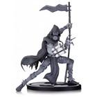 Batman Black & White Statue Scarecrow von Carlos D'Anda