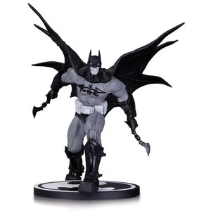 Batman Black & White Statue Batman by Carlos D'Anda