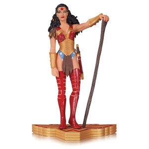 Wonder Woman The Art of War Statue Wonder Woman by Jill Thompson