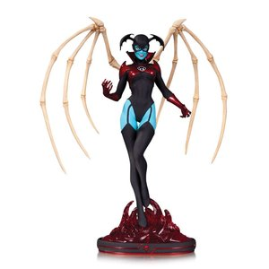 DC Comics Cover Girls Statue Rote Laterne Bleez