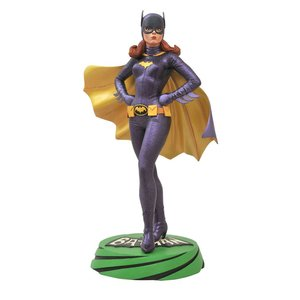 Batman 1966 Premiere Collection Statue Batgirl