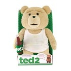 Ted 2 Animated Talking Plush Figure Tank Top Explicit