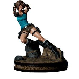 Tomb Raider Tempel von Osiris Statue 1/4 Lara Croft