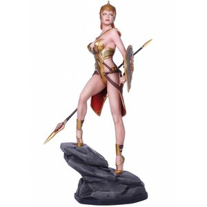 Fantasy Figure Gallery Greek Mythology Collection Statue 1/6 Athena (Wei Ho)