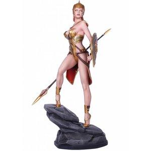 Fantasy Figure Gallery Griechische Mythologie Sammlung Statue 1/6 Athena (Wei Ho)
