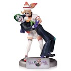 DC Comics Bombshells Statue The Joker and Harley Quinn