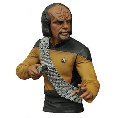 Star Trek TNG Bust Bank Lt. Worf
