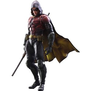 Batman Arkham Knight Play Arts Kai Action Figure Robin