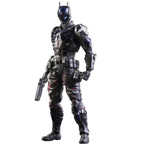 Batman Arkham Knight Play Arts Kai Action Figure Arkham Knight