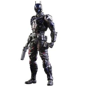 Batman Arkham Ritter Play Arts Kai Action-Figur Arkham Knight