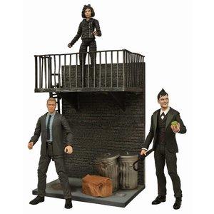 Gotham Select Action Figures 18cm Series 1 (3)