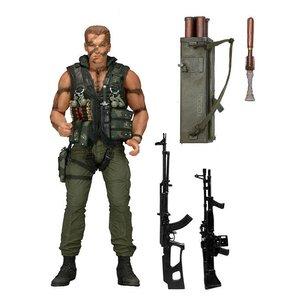 Commando Action Figure 30th Anniversary Ultimate John Matrix 18 cm