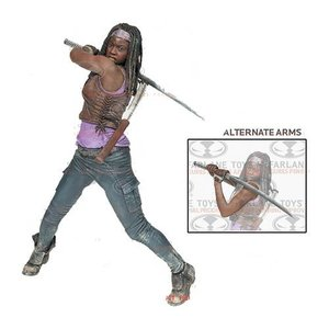 The Walking Dead Deluxe Action Figure Michonne
