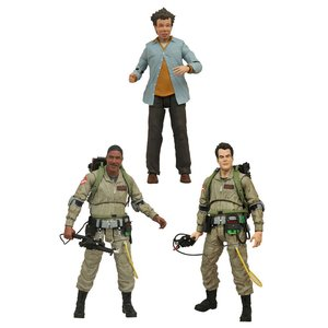 Ghostbusters Select Action Figures 18 cm Series 1 (3)