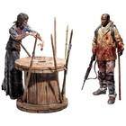 The Walking Dead: Deluxe Box Morgan with Impaled Walker and Spike Trap