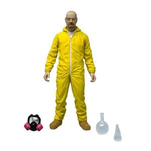 Breaking Bad Action Figure Walter White in Hazmat Suit