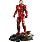 Avengers Alter von Ultron MMS Diecast 1/6 Actionfigur Iron Man Mark XLV
