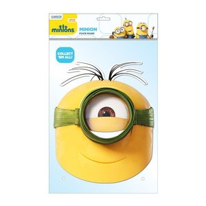 Minions Masks Au Natural