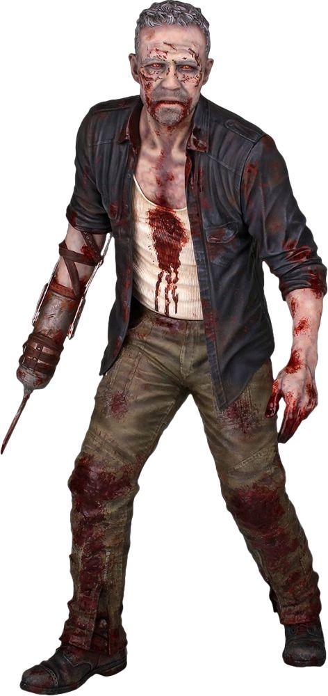 the walking dead statue 14 merle dixon walker the movie