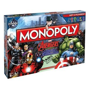 Monopoly Avengers *Dutch*