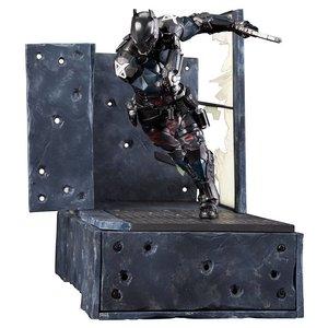 DC Comics ARTFX+ PVC Statue 1/10 The Arkham Knight (Batman Arkham Knight)