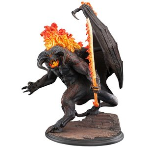 LOTR : The Balrog - Demon of Shadow and Flame 50 cm statue