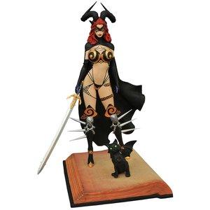 Tarot Witch of the Black Rose Femme Fatales PVC Statue Tarot Version 2