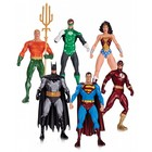 Justice League Action Figure 6-Pack Alex Ross
