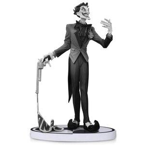 Batman Black & White Statue der Joker von Jim Lee 2nd Edition