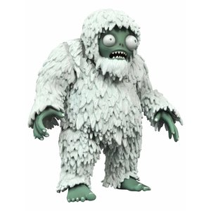 Plants vs. Zombies Garden Warfare Select Deluxe Actionfigur 20 cm Yeti