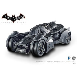 Batman Arkham Knight Batmobile scale 1:18 Hotwheels Elite