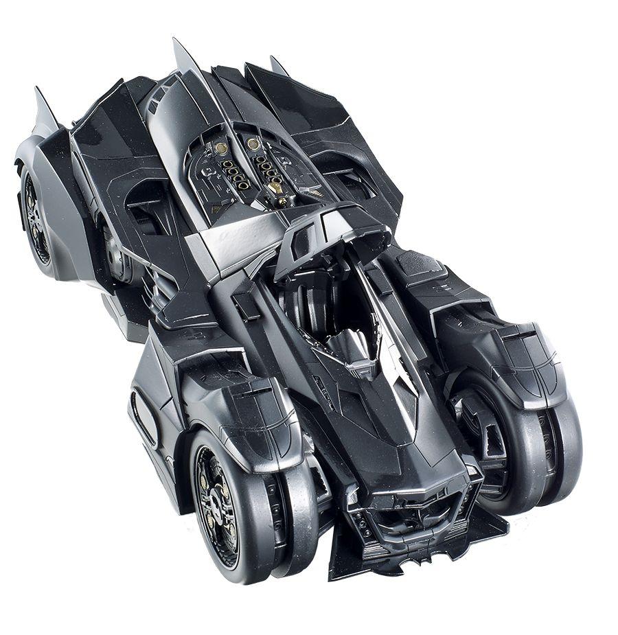 Batman Arkham Knight Batmobile scale 1:18 Hotwheels Elite ...