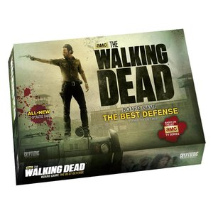 Walking Dead Board Game The Best Defense * English Version *