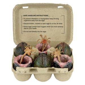 Alien: Xenomorph Egg Set in Sammler Carton