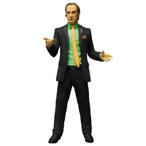 Breaking Bad Action Figure Saul Goodman Green Suit Previews Exclusive