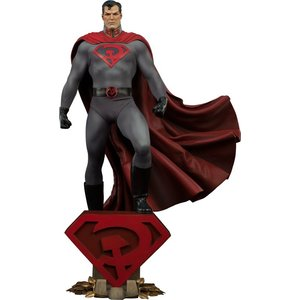 DC Comics Premium Format Figure 1/4 Superman Red Son