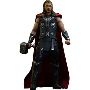 Avengers Age of Ultron Movie Masterpiece Action Figure 1/6 Thor