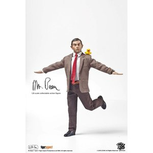 Mr. Bean Action Figure 1/6 Mr. Bean