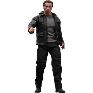 Terminator Genisys Movie Masterpiece Action Figure 1/6 T-800 Guardian