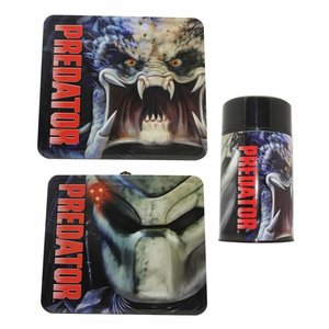 Predator Lunch Box mit Thermoskanne