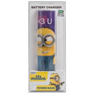 Minions External Battery Heart